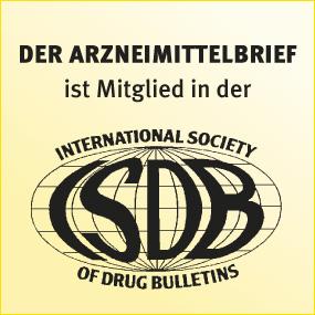 DER ARZNEIMITTELBRIEF als Mitglied im ISDB