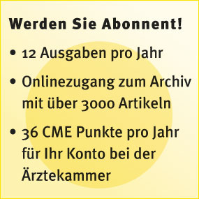 Sie können den ARZNEIMITTELBRIEF in 4 Preiskategorien abonnieren: